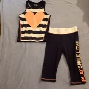 Girls 4t outfit